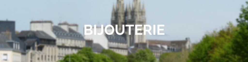 Bijouteries à Quimper