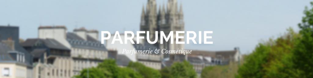 parfumerie cosmetique à quimper